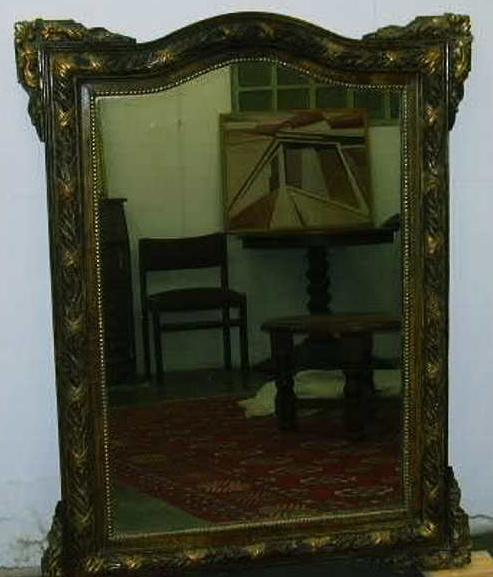 La dame et le vieux miroir un po me tr s ancien de for Pierre mabille le miroir du merveilleux