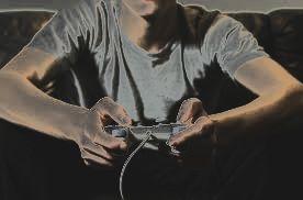 Ados accros aux jeux