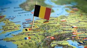 Drapeau belge et français