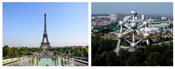 Paris et Bruxelles