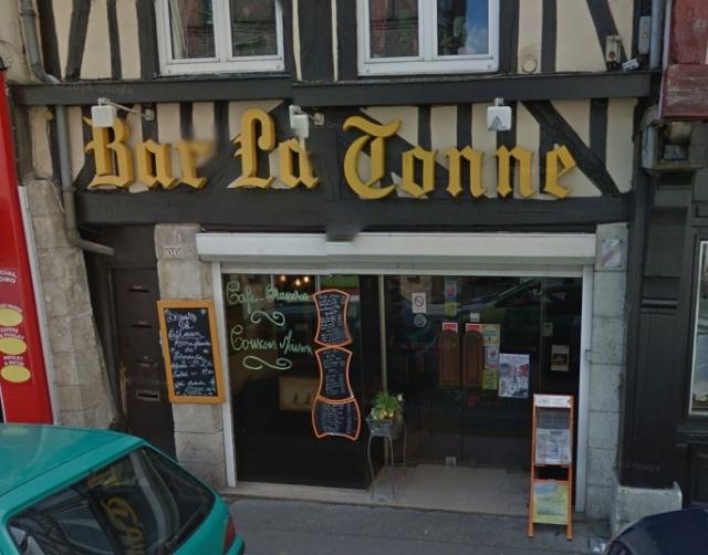 Restaurant La Tonne à Rouen