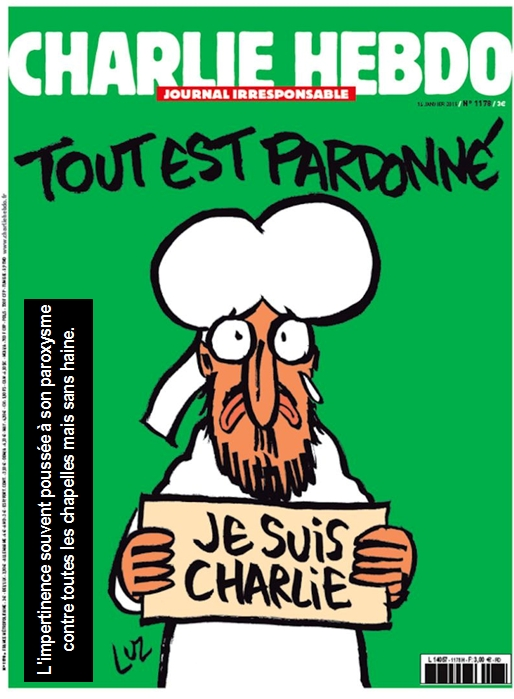 Couverture de Charlie-Hebdo 2
