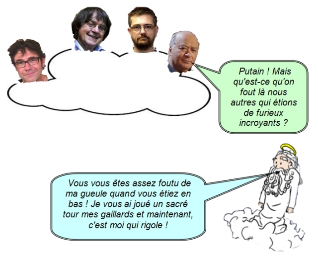 L'actualité vue par Rotpier Charlie Hebdo 1