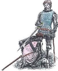 Adoubement de chevalier