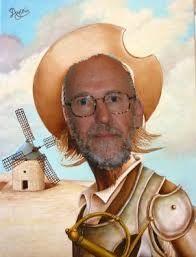 Don Quichotte Pierre